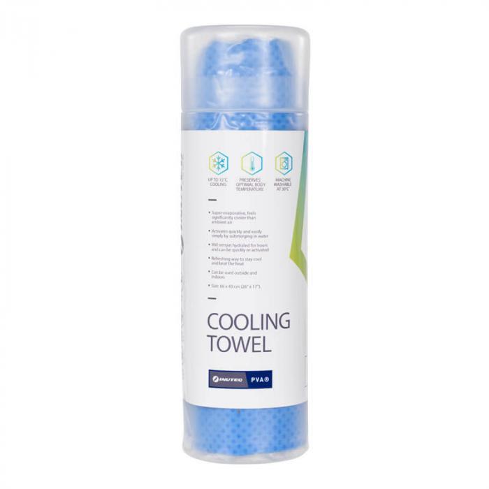 Serviette refroidissante Simiq - PVA - Bleu