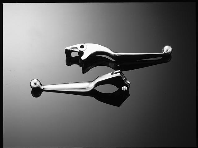 Lever set Wide Blade - Chrome
