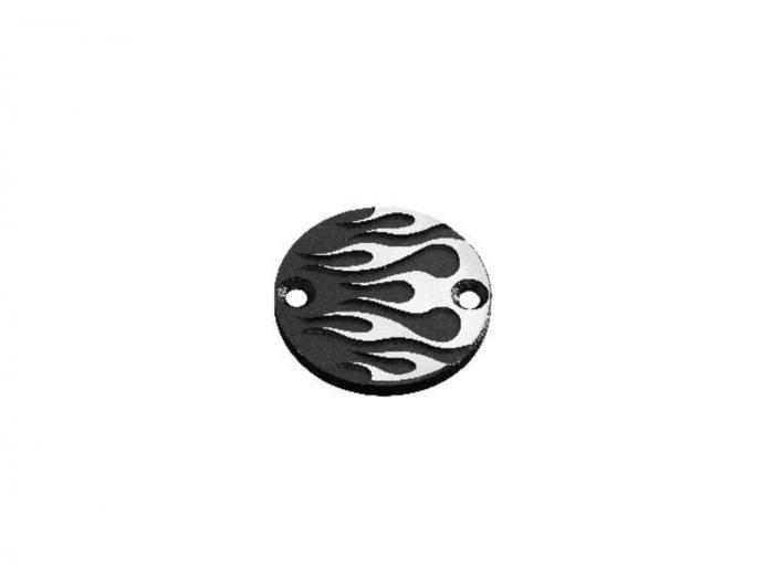 Mastercylindercover Flame - Black