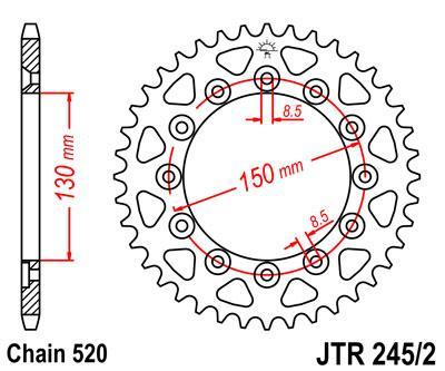 JTR245/251.45