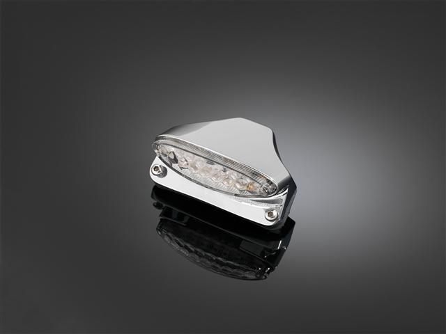 Taillight Fender - Chrome