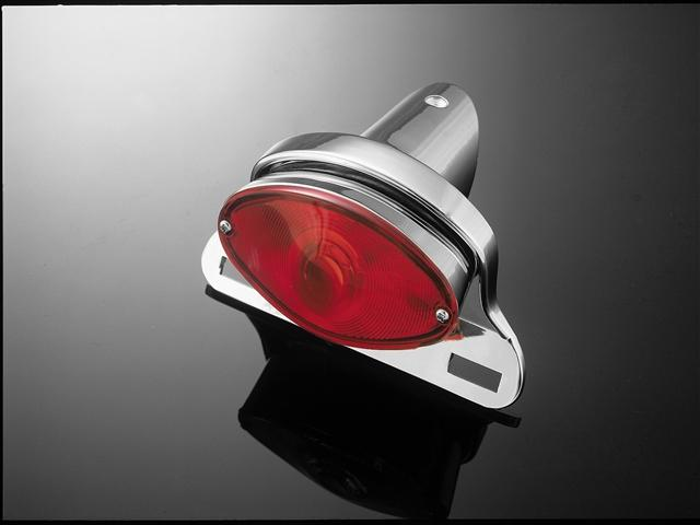 Taillight Cateye - Chrome