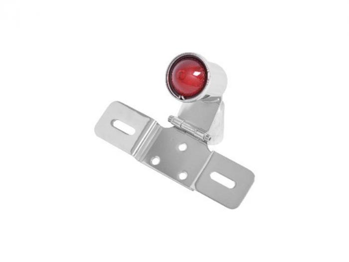 Taillight Shotgun 2 - Chrome