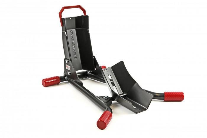 Bloque roue Steadystand - modèle 250 noir