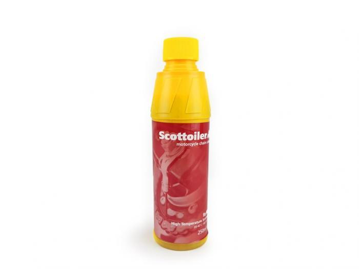 Scottoil 250ml - Rood - 20-40°C