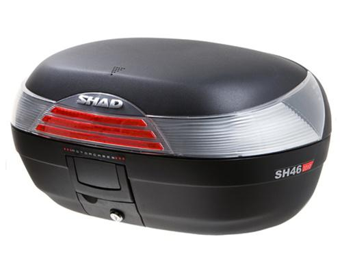 Shad topkoffer - SH46 - Rood