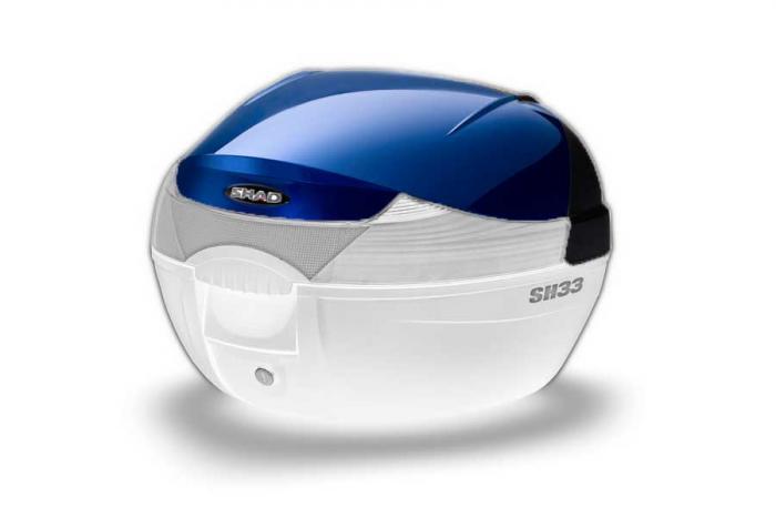 Couvercle coffre SH33 - Bleu
