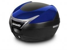 Couvercle coffre SH34 - Bleu