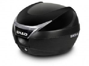 Couvercle coffre SH34 - Black metal