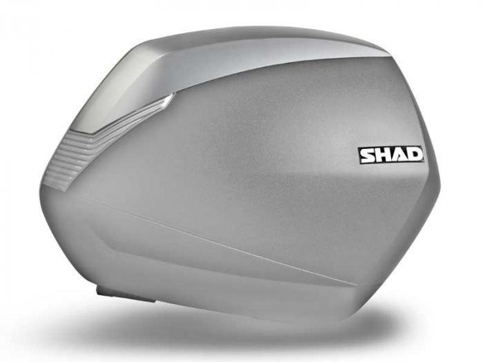 Kofferdeksels SH36 - New Titanium(per set)