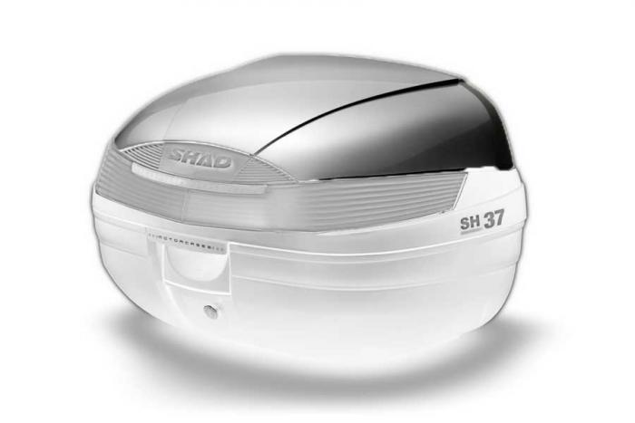 Couvercle coffre SH37 - Argent