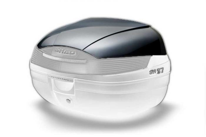 Couvercle coffre SH37 - Look titane