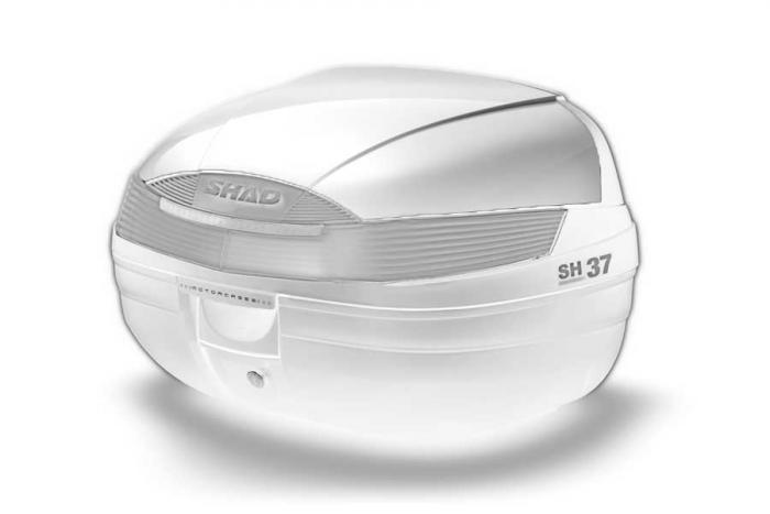 Couvercle coffre SH37 - Blanc