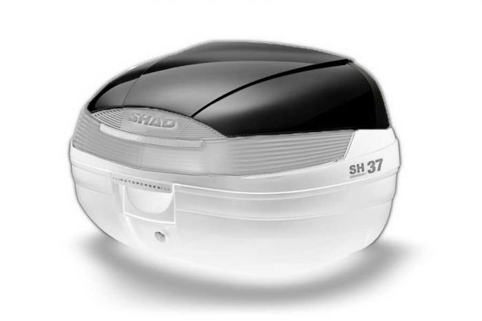 Kofferdeksel SH37 - Ongespoten