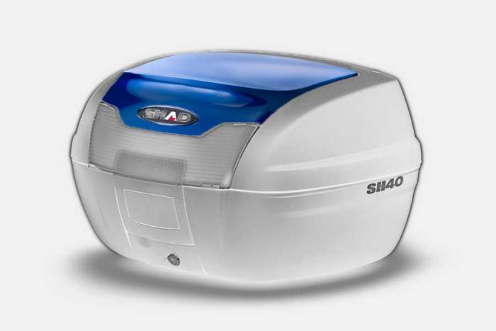 Couvercle coffre SH40 - Bleu