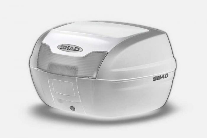 Couvercle coffre SH40 - Blanc