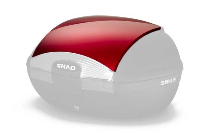 Couvercle coffre SH45 - Rouge