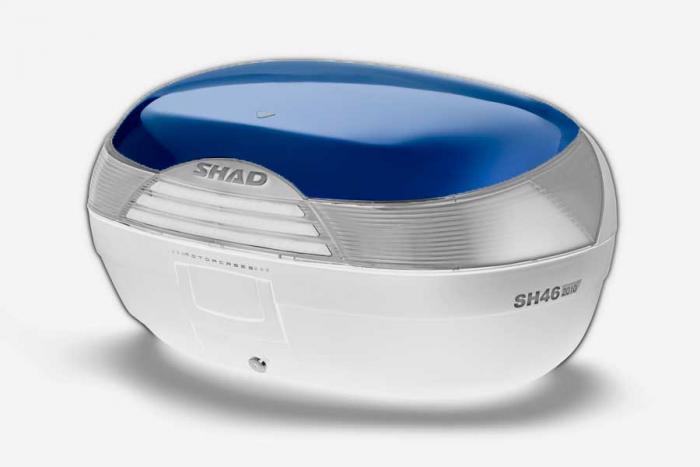 Couvercle coffre SH46 - Bleu