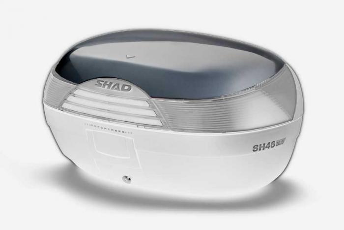 Couvercle coffre SH46 - Look titane