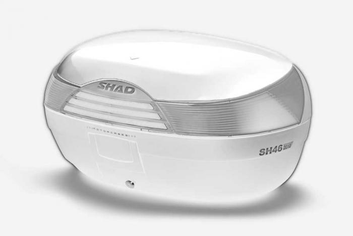 Couvercle coffre SH46 - Blanc