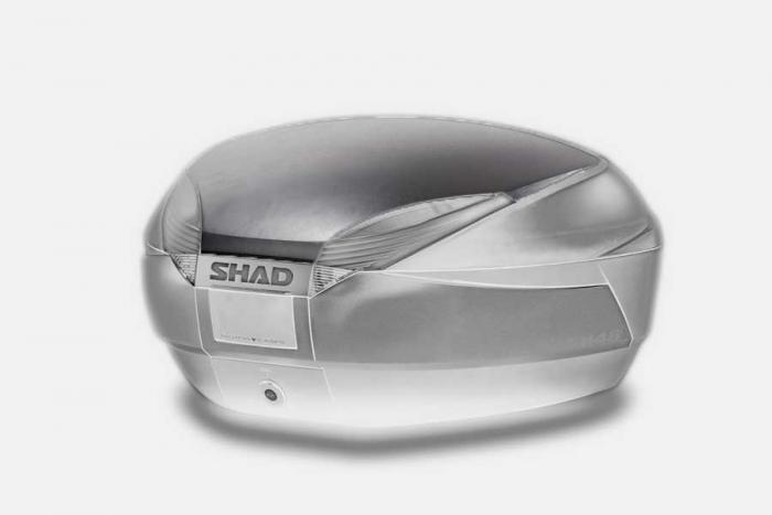 Couvercle coffre SH48 - New titane