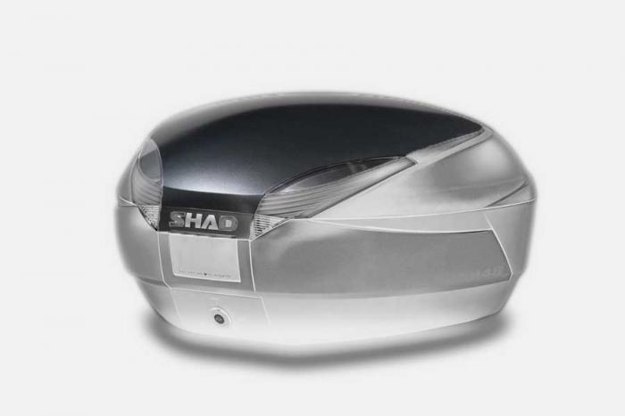 Couvercle coffre SH48 - Non paint