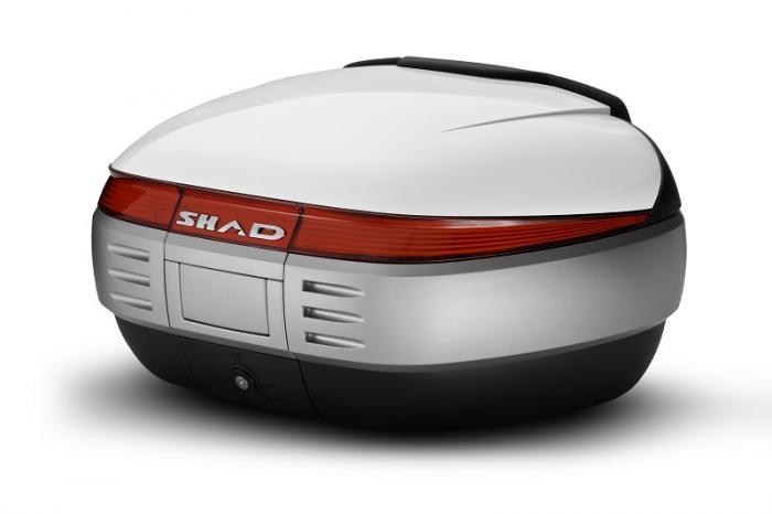 Couvercle coffre SH50 - Blanc