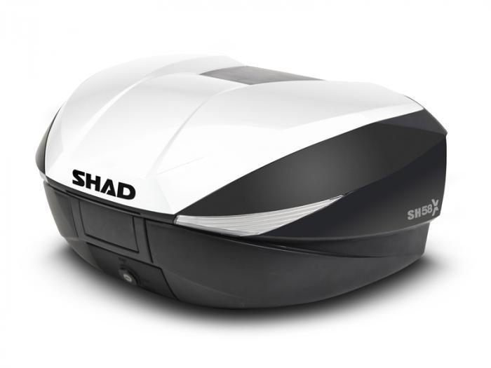 Couvercles coffres SH58X - Blanc (le jeu)
