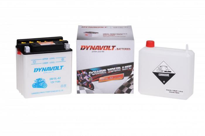 Batterie DB10L-A2  / YB10L-A2 (DIN 51112 / YB10LA2 / DADB10LA2)