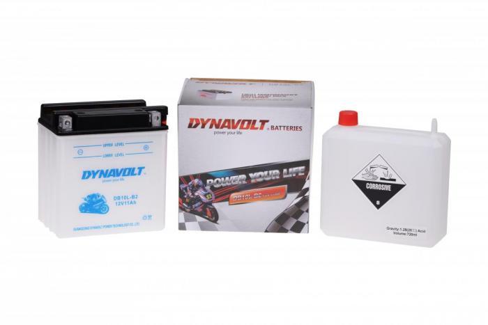 Batterie DB10L-B2  / YB10L-B2 (DIN 51113 / YB10LB2 / DADB10LB2)