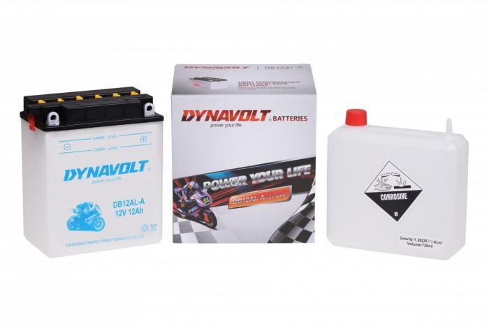 Batterie DB12AL-A  / YB12AL-A (DIN 51213 / YB12ALA / DADB12ALA)