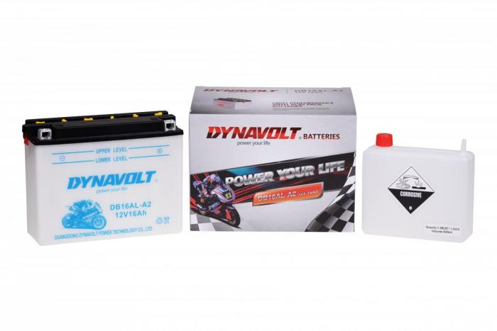 Batterie DB16AL-A2  / YB16AL-A2 (DIN 51616 / YB16ALA2 / DADB16ALA2)