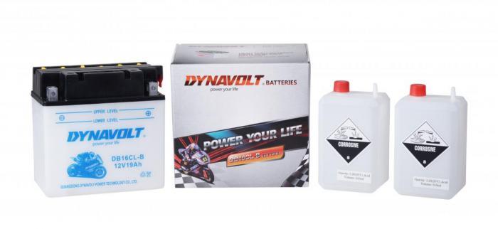 Batterie DB16CL-B  / YB16CL-B (DIN 51914 / YB16CLB / DADB16CLB)