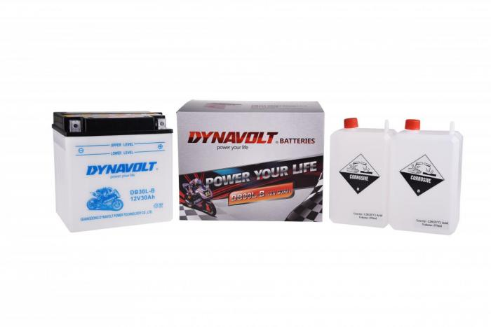 Batterie DB30L-B  / YB30L-B (YB30LB / DADB30LB)