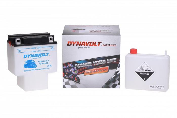 Batterie HDB16A-A  / HYB16A-A (DIN 51612 / HYB16AA / DAHDB16AA)