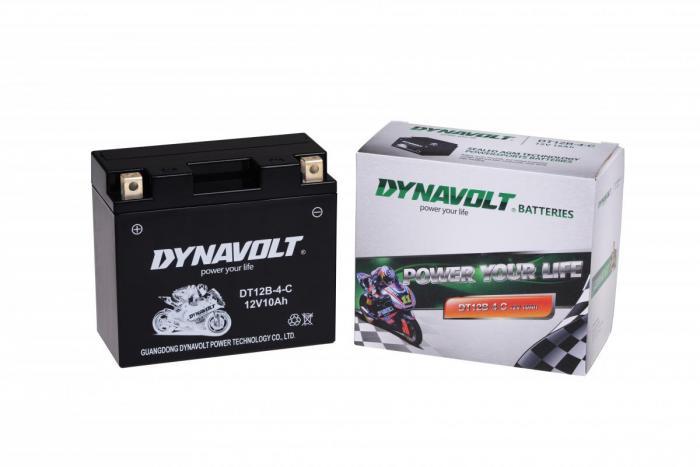Batterie DT12B-4-C  / DT12B-4 / YT12B-4 (DIN 51201 / YT12BBS / YT12B4)