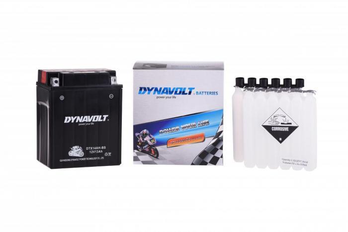 Batterie DTX14AH-BS / YTX14AH-BS (YTX14AHBS / DBDTX14AHBS)
