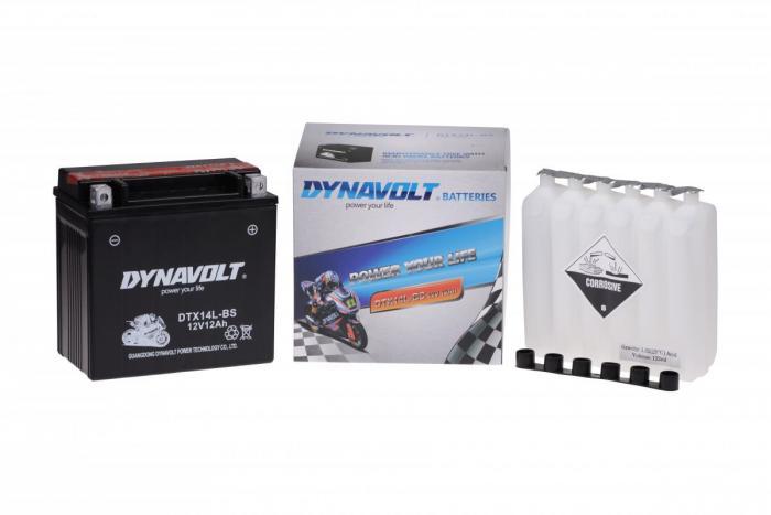 Batterie DTX14L-BS  / YTX14L-BS (YTX14LBS / DBDTX14LBS)