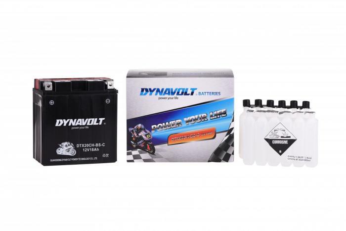 Batterie DTX20CH-BS-C  / DTX20CH-BS / YTX20CH-BS (YTX20CHBS / DBDTX20CHBSC)