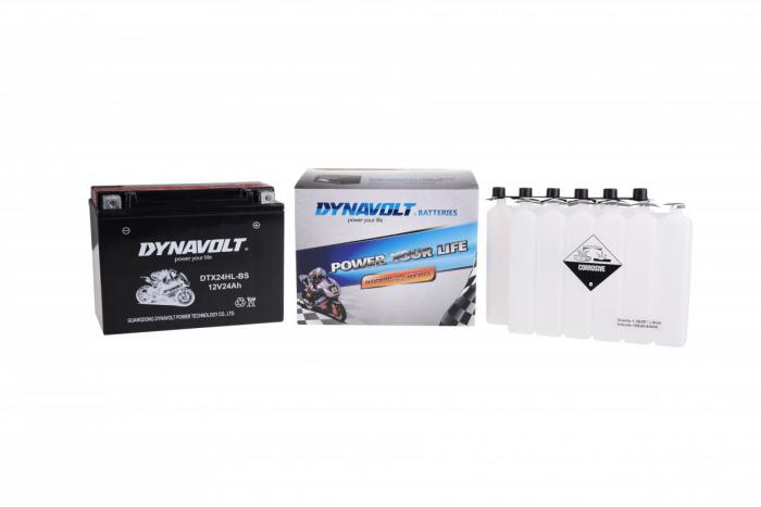 Batterie DTX24HL-BS  / YTX24HL-BS (YTX24HLBS / DBDTX24HLBS)