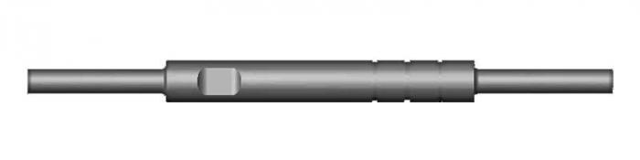Schakelhevel stang - Type B