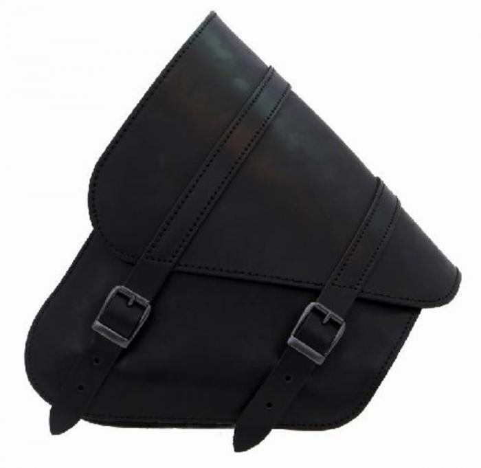 Left swingarm bag