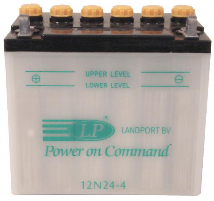 Batterij 12N14-3A