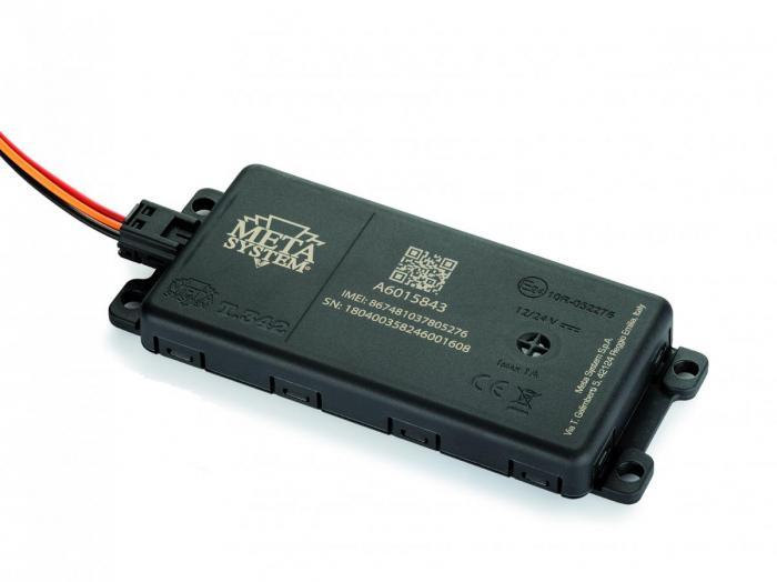 EasyTrak T42 - GPS tracker