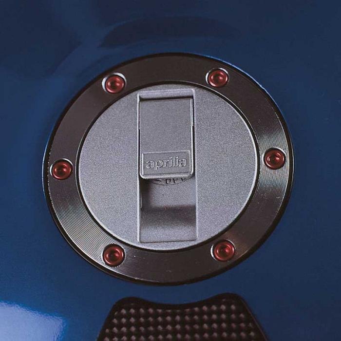 Kit Vis Trappe de Réservoir en Alu Special Honda