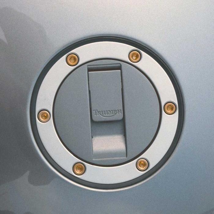 Kit Vis Trappe de Réservoir en Alu Suzuki V STROM