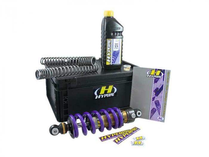Hyperpro Streetbox kit - SV 650