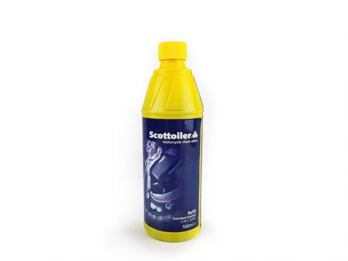 Scottoil 500ml - Blauw - 0-30°C