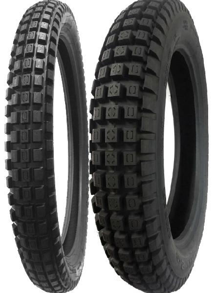 F544 Trial tyre- 2.75 L-21
