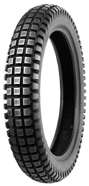 SR242 / B242 Trial tyre- 4.00 P 18